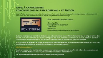 Md rob20 appel   candidatures