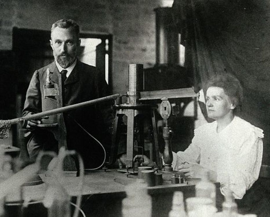 Xl pierre and marie curie