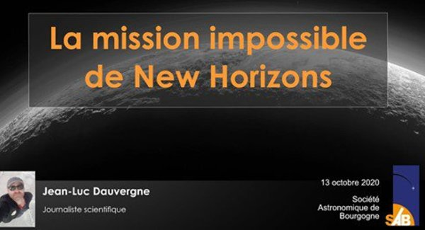 Lg la mission impossible de new horizons