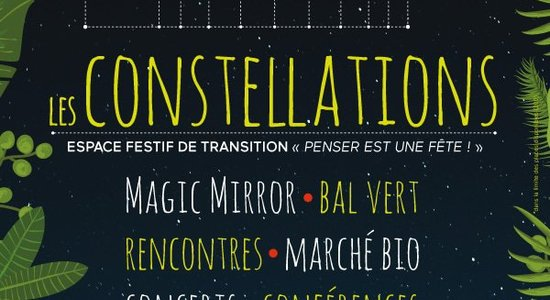 Lg constellations affiche mini